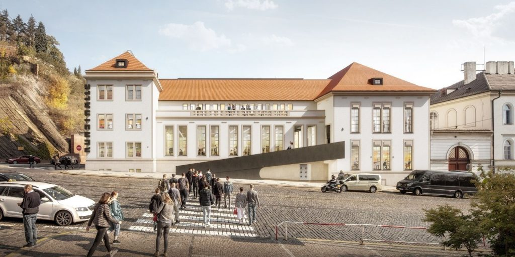 Kunsthalle Praha (Praag)