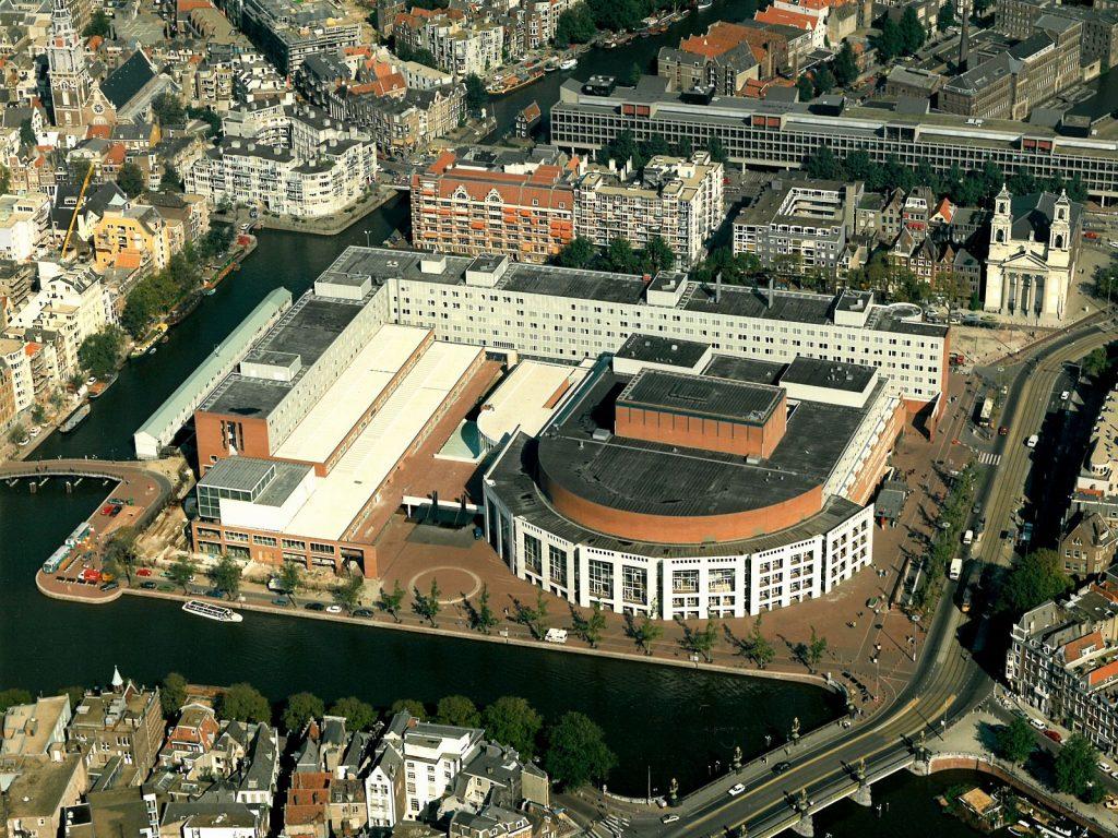 Stadhuis Muziektheater Amsterdam