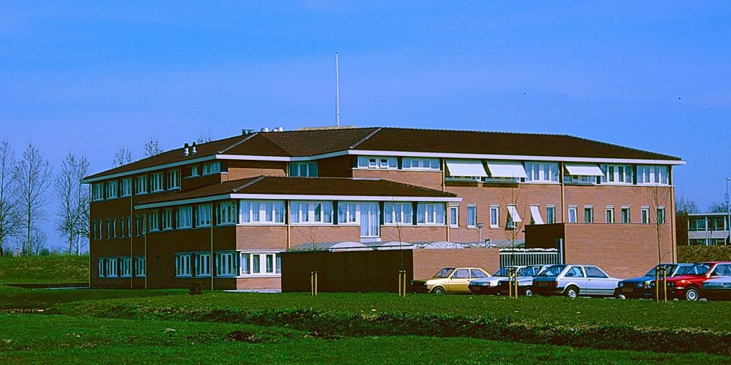 Gemeentehuis Bernisse